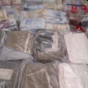 Brésil : saisie record de cinq tonnes de cocaïne dans le port de Rio