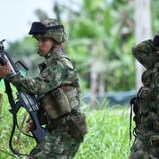 Plus de 10.000 combattants de groupes armés en Colombie, selon un rapport