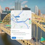 Maps, Flights, Shopping... Google veut aider ses utilisateurs à réduire leurs émissions de CO2