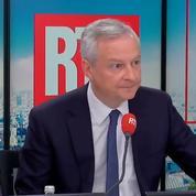 Bruno Le Maire n'écarte pas une aide pour compenser la hausse du prix de l'essence