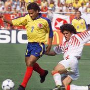 Foot, «Schtroumpf» et cocaïne : fin de partie pour l'ex-étoile du football colombien
