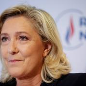 Présidentielle 2022 : Marine Le Pen candidate