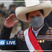 Pérou: le président Castillo annonce la démission du premier ministre