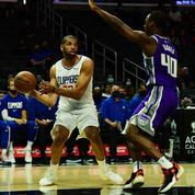 NBA : les Clippers de Nicolas Batum s'inclinent face à Sacramento