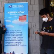 États-Unis : les inscriptions au chômage repartent à la baisse