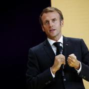 Le plan «France 2030» doit «réconcilier» les start-up et l'industrie, selon Macron
