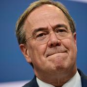 Allemagne : le chef de file des conservateurs Armin Laschet se dit prêt à quitter la tête de la CDU
