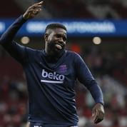 Héros chez les Bleus en 2018, placardisé au Barça en 2021 ... Qu'arrive-t-il à Samuel Umtiti ?