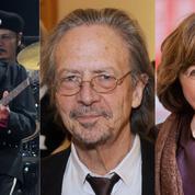 Nobel de littérature : les dix derniers lauréats en images
