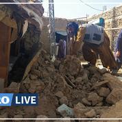 Pakistan: au moins 15 morts dans un séisme