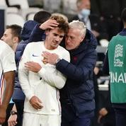 «On est l'équipe de France, on ne peut pas faire ça» : ce qu'il s'est dit dans le vestiaire des Bleus à la mi-temps