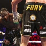 Boxe : Fury et Wilder se retrouvent pour une belle explosive à Las Vegas
