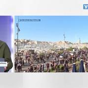 Obsèques de Bernard Tapie : ses amis et les supporters de l'OM lui rendent un dernier hommage