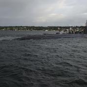 Un sous-marin américain heurté par un objet non identifié en mer de Chine