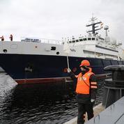 «Le fond des mers est la nouvelle aire de jeux des puissances» : ces navires qui espionnent la France