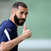 Football : Karim Benzema rêve du Ballon d'Or «depuis petit»