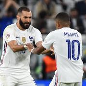 Équipe de France : pour Benzema, Mbappé est «un phénomène»