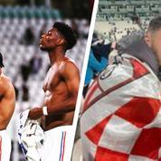Football : un supporter des Bleus violemment agressé après avoir récupéré le maillot de Jules Koundé
