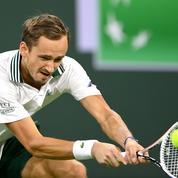 Tennis : tranquille comme Daniil Medvedev à Indian Wells