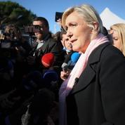 Marine Le Pen cherche à se démarquer d'Éric Zemmour