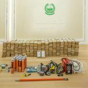 Dubaï: saisie de 500 kg de cocaïne d'une valeur de 118 millions d'euros