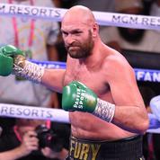 Boxe : «Je suis le plus grand combattant de mon époque», clame Fury