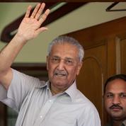 Le père de la bombe atomique au Pakistan A.Q. Khan est mort à 85 ans