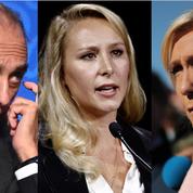 Le Pen-Zemmour : pour Maréchal, il faudra «peut-être», «à un moment donné», «savoir qui est le mieux placé»