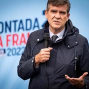 Présidentielle 2022 : Montebourg se démarque de Mélenchon, qu'il juge trop «sectaire»