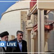 L'Iran annonce avoir produit plus de 120 kg d'uranium enrichi à 20%