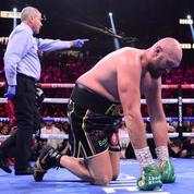 Boxe : Wilder se serait cassé la main lors de son combat contre Fury