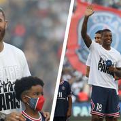 PSG : Ramos et Wijnaldum, le temps des doutes