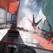 Voile, Sail GP : les chavirages impressionnants des bateaux espagnol et britannique à Cadix