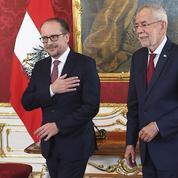 Après la démission de Kurz, l'Autriche se dote d'un nouveau chancelier