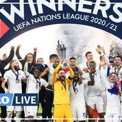 Ligue des Nations - «On a toujours soif de trophées» : Les Français radieux, les Espagnols agacés