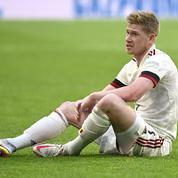De Bruyne et la malédiction belge : «Nous n'avons pas 22 «tops» joueurs comme la France et l'Italie»