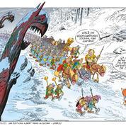 Astérix et le Griffon ,Michel Houellebecq au service de César