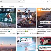 TikTok va-t-il ringardiser Instagram sur le terrain des conseils de voyage ?