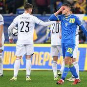 Mondial 2022 : l'Ukraine toujours deuxième derrière les Bleus