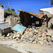 Grèce : séisme de 6,3 au large de l'île de Crète