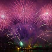 Covid-19 : Londres annule son feu d'artifice du Nouvel An