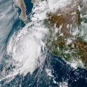 L'ouragan Pamela se rapproche de la côte pacifique du Mexique