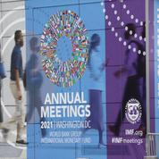 Le FMI abaisse légèrement sa prévision de croissance mondiale 2021