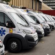 Santé : la grève des ambulanciers reconduite jusqu'à vendredi