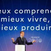 Plan «France 2030» : Macron annonce un investissement de 30 milliards d'euros pour l'industrie et les technologies d'avenir