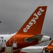 Easyjet prévoit une perte annuelle jusqu'à 1,18 milliard de livres mais le trafic reprend