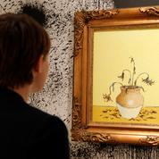 Un Banksy inspiré de Van Gogh vise les 15 millions d'euros aux enchères
