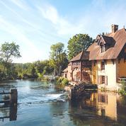 À Fourges, un vieux moulin se transforme en hôtel de prestige
