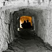 Dans l'Oise, une galerie allemande abandonnée en 1917 ravive le souvenir de la guerre des mines