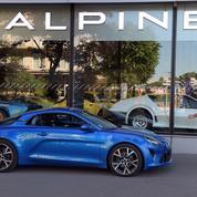 Des gendarmes vont de nouveau rouler en Alpine